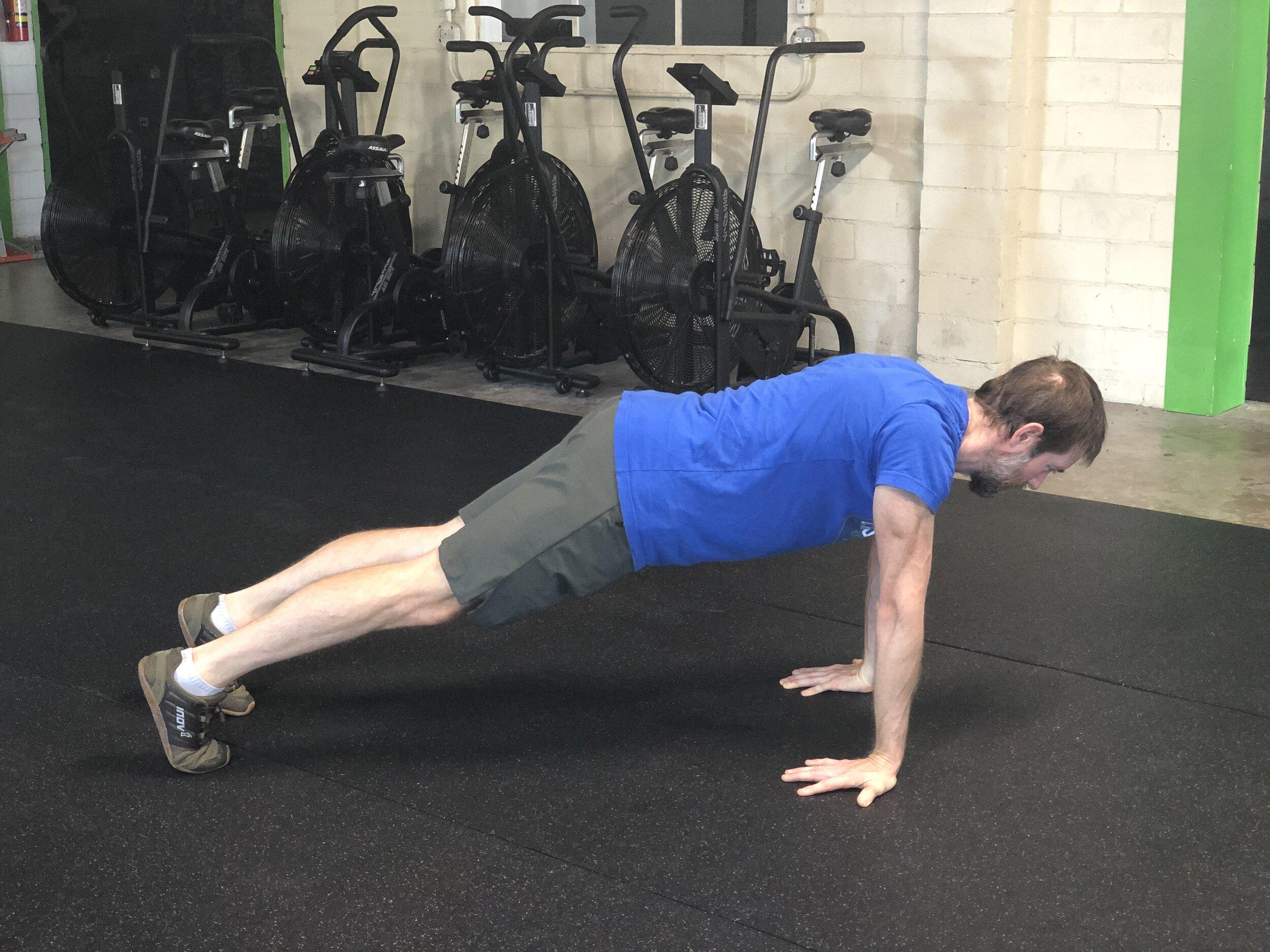 Dureri articulare cu push-ups. Programeaza-te acum!
