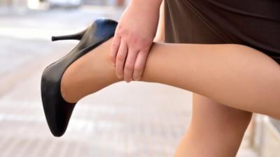 umflarea gleznelor nu dispare o săptămână dureri de gleznă în timpul mersului