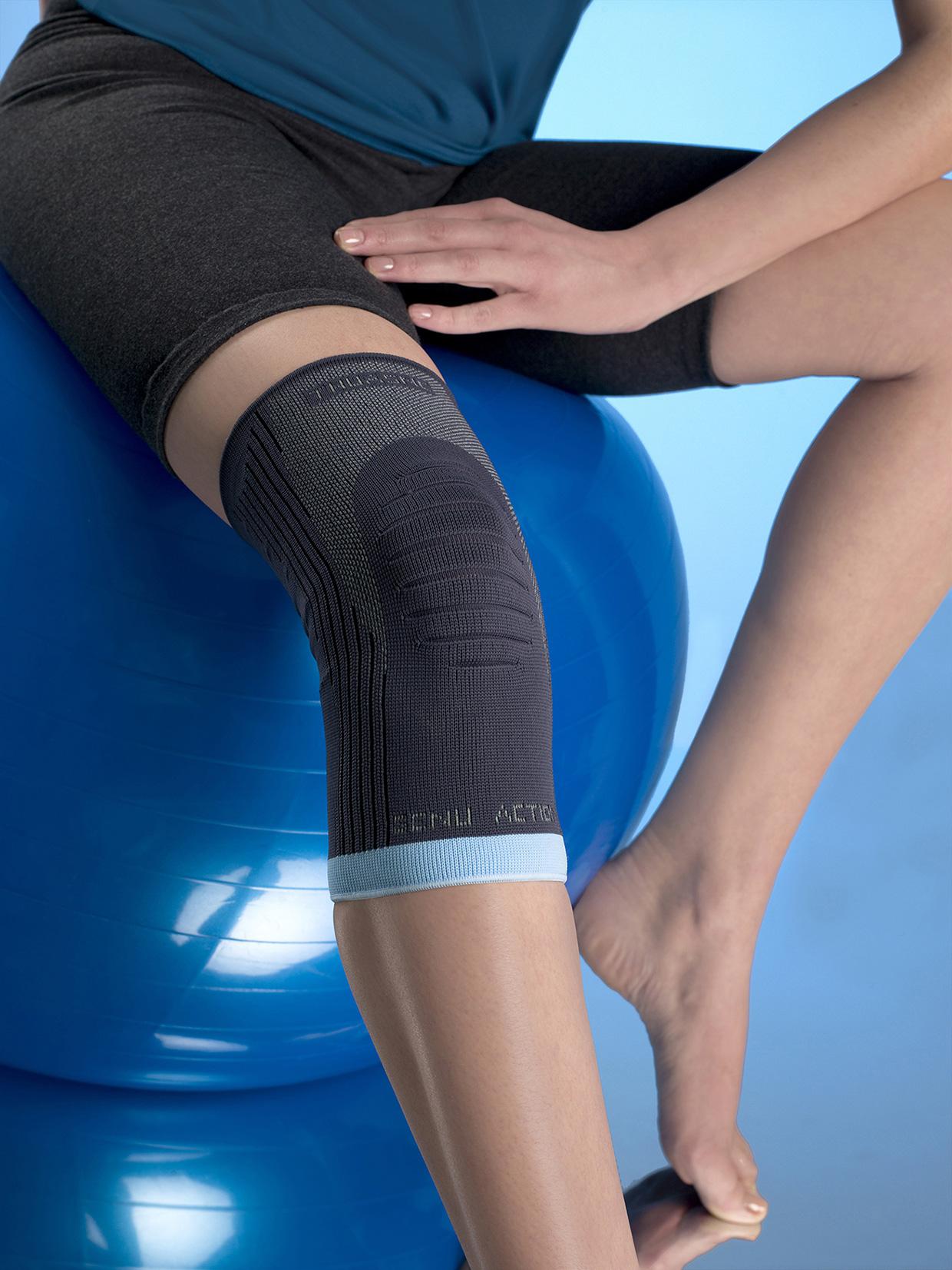 apariția durerii la genunchi este severă