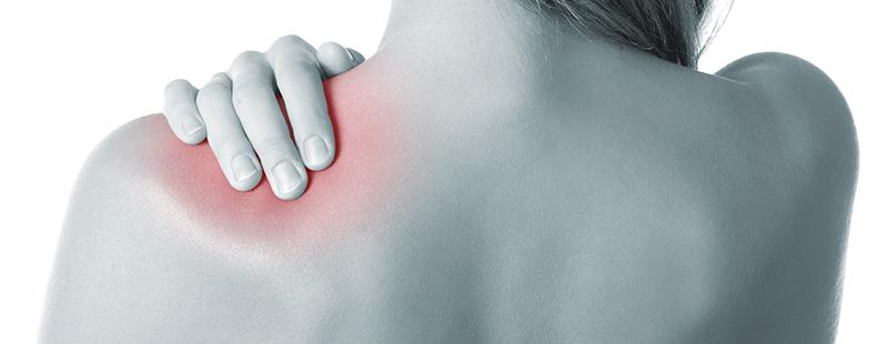 durere persistentă în articulația umărului mâinii stângi