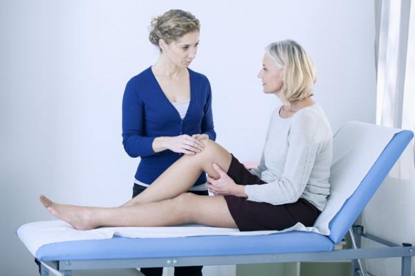 tratamentul artrozei genunchiului cu aparatul Danas