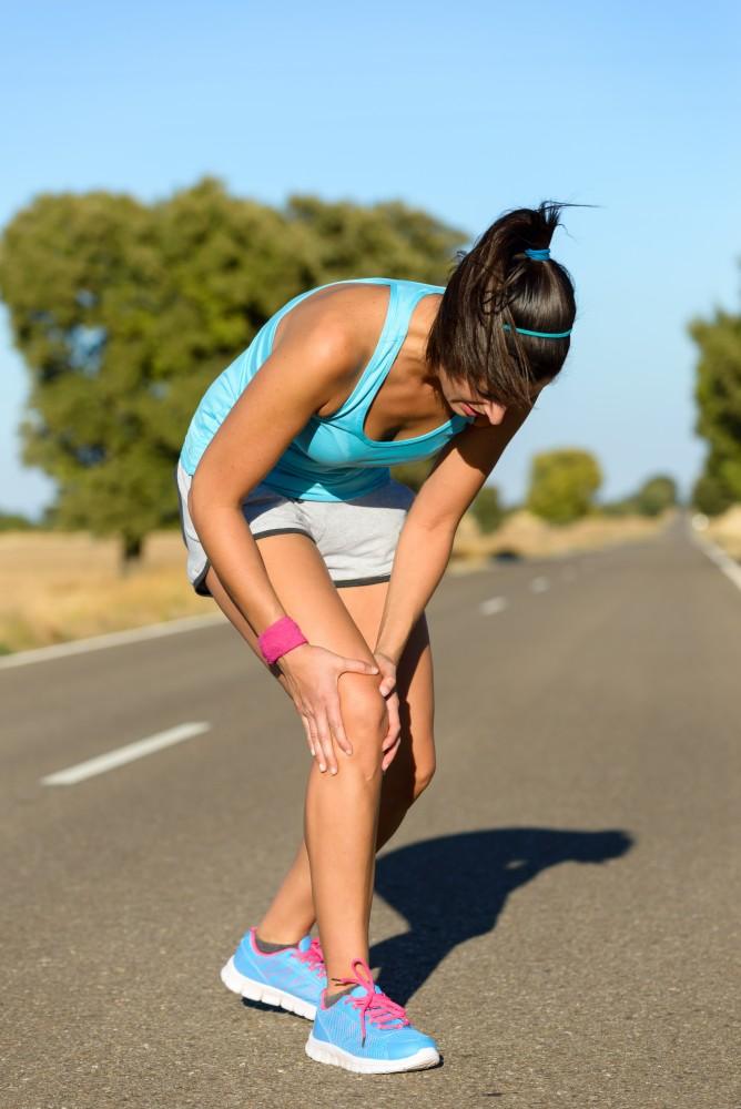 Primul ajutor entorsa genunchiului - Dureri de genunchi prim ajutor