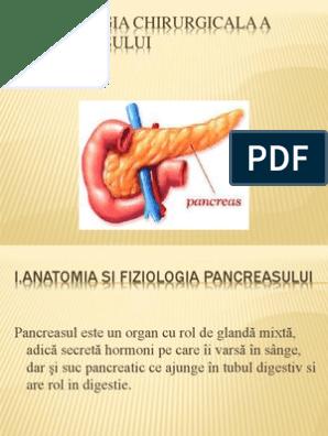 Dureri de spate datorate pancreasului manifestat Dureri articulare datorate pancreasului