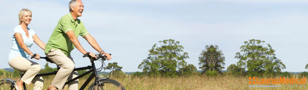tratamentul artrozei cu o bicicletă