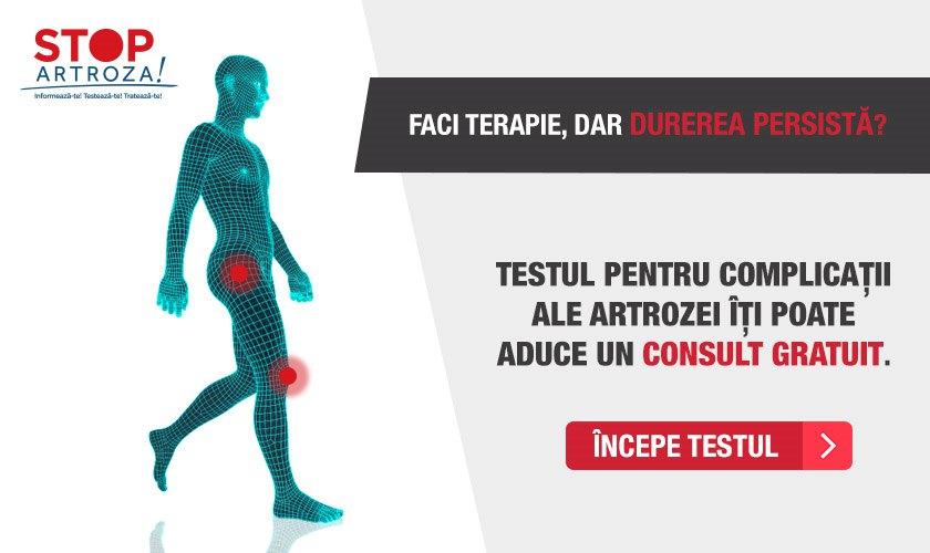 artroza deformantă a durerii acute a genunchiului