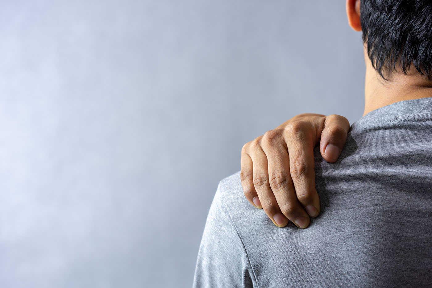 ce tratează durerea în articulația umărului