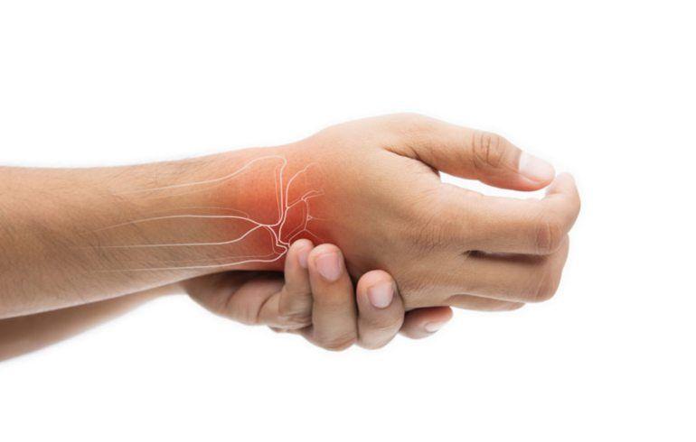 articulații dureroase