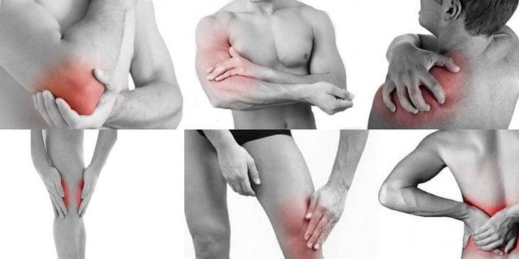Mușchii și articulațiile rănesc oasele. Account Options