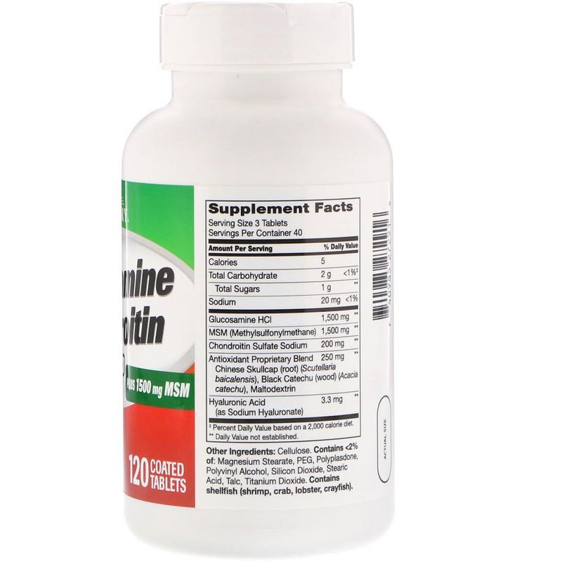 8in1 glucozamină cu condroitină, Vitamine caine 8in1 Multivitamine Senior 70 TBL