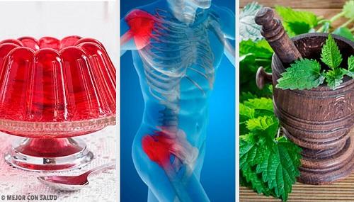 Plante medicinale pentru tratamentul articulațiilor și ligamentelor, Bara principală