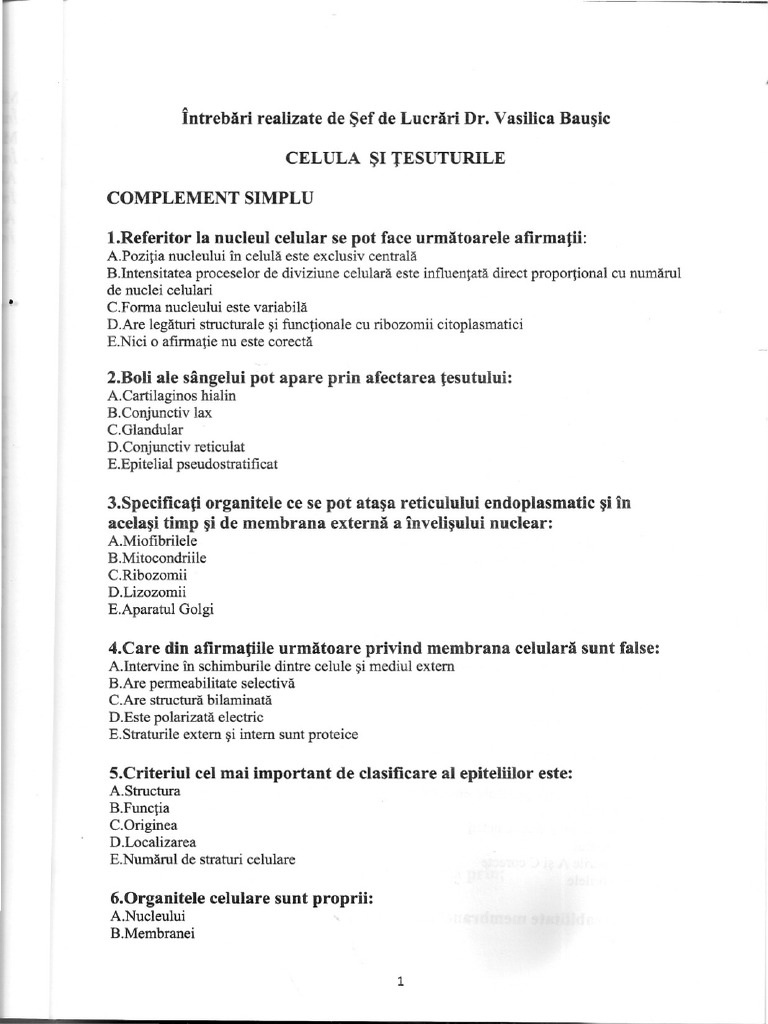 manual privind bolile țesutului conjunctiv