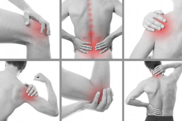 articulațiile și mușchii picioarelor și brațelor doare