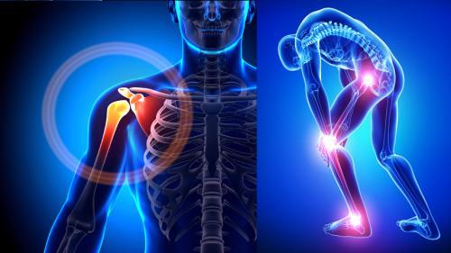 dureri articulare în jurnal tratamentul artrozei în iletsk de sare