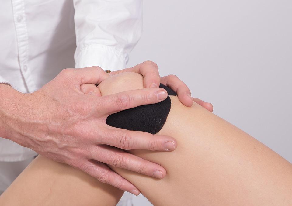 mijloace pentru tratarea genunchiului