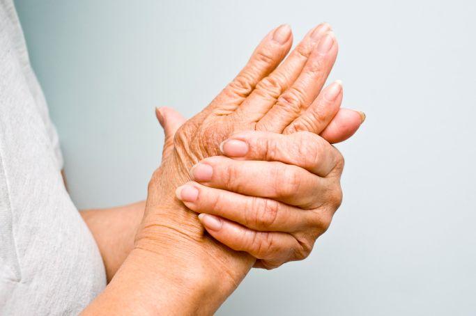 inflamația articulației degetelor mici