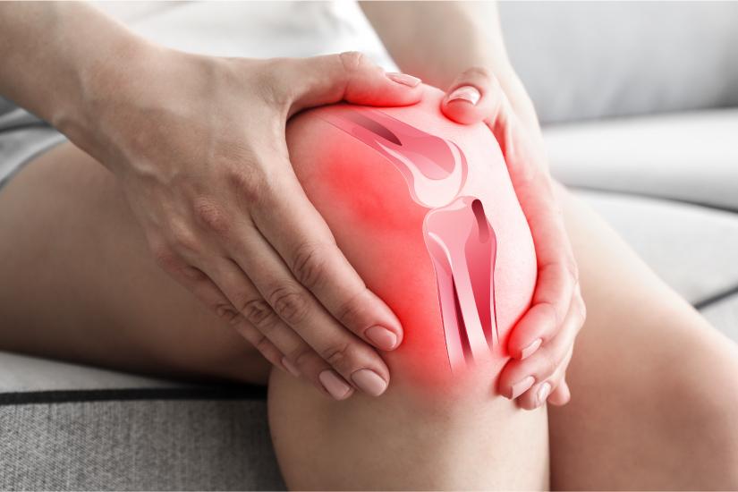 Mâinii durere articulară în boala de decompresie - Prim ajutor pentru dureri de genunchi