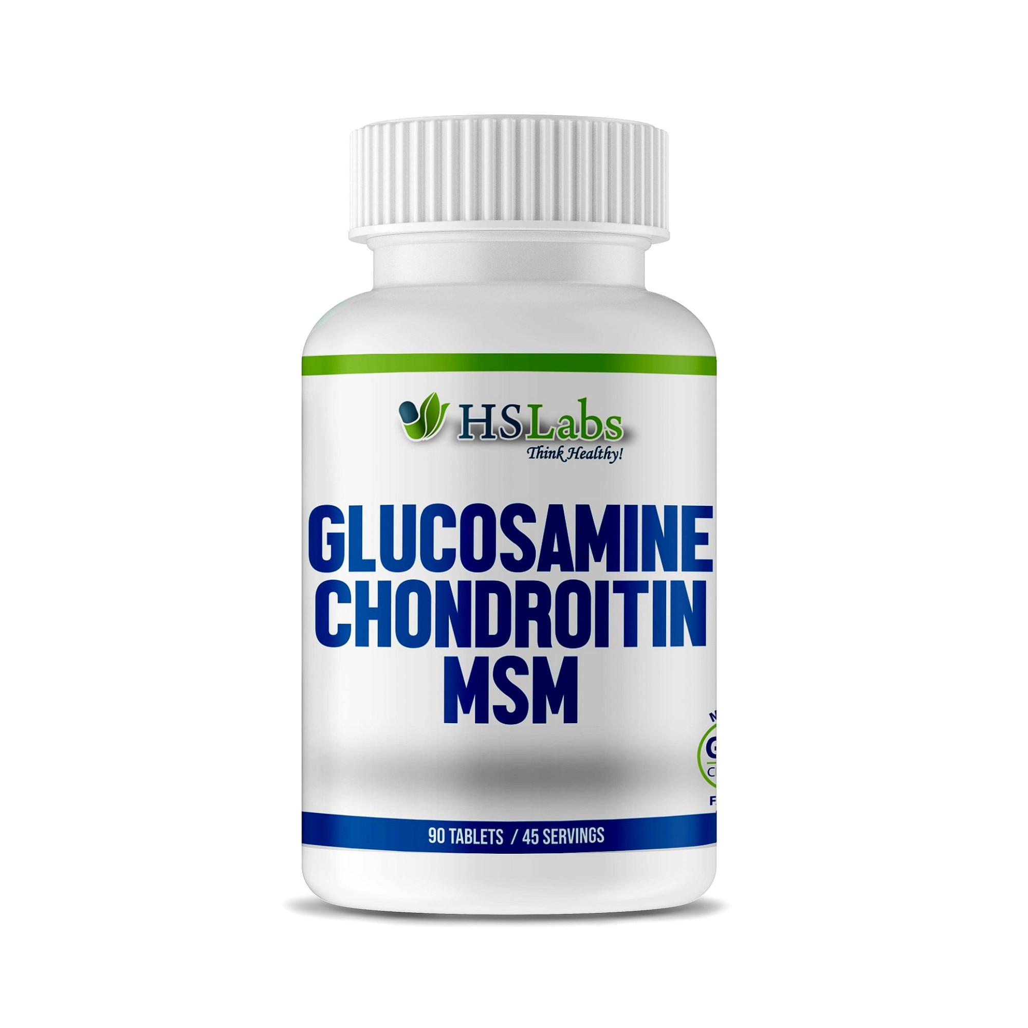 cât timp să luați glucosamină condroitină
