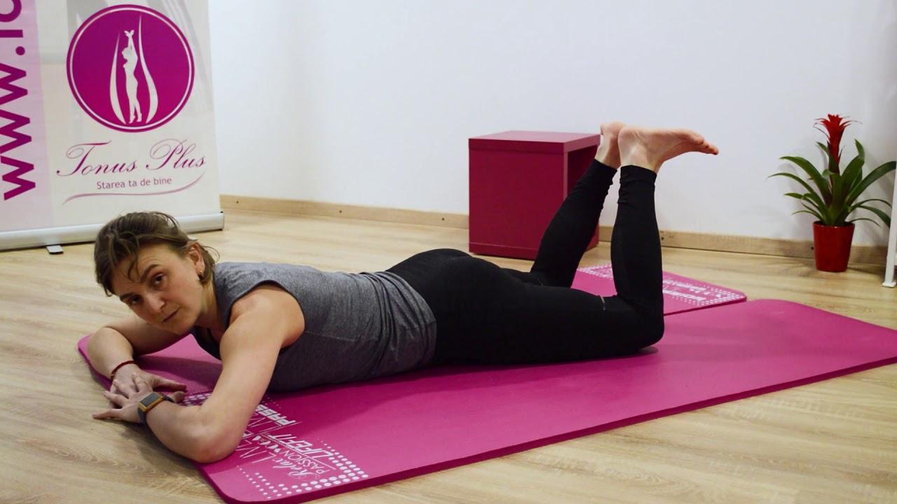 Exercițiu articular de șold