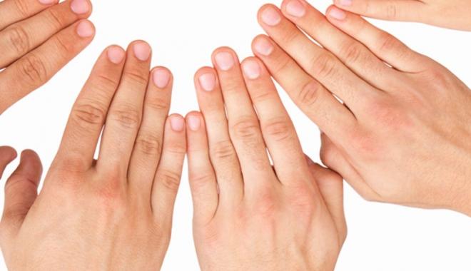 după artrita pe degete