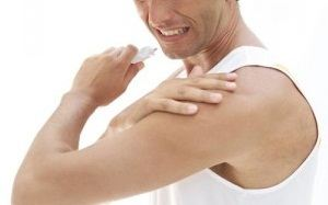 umflarea articulației articulației umărului