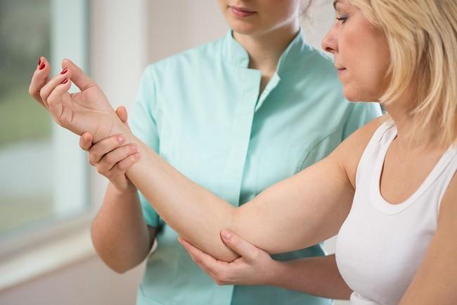 artrita simptomelor articulației cotului