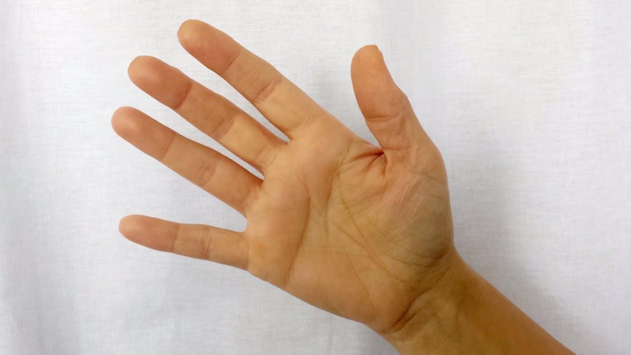 articulațiile de pe degete sunt lărgite și dureroase