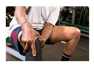 artrita recurentă cronică a genunchiului