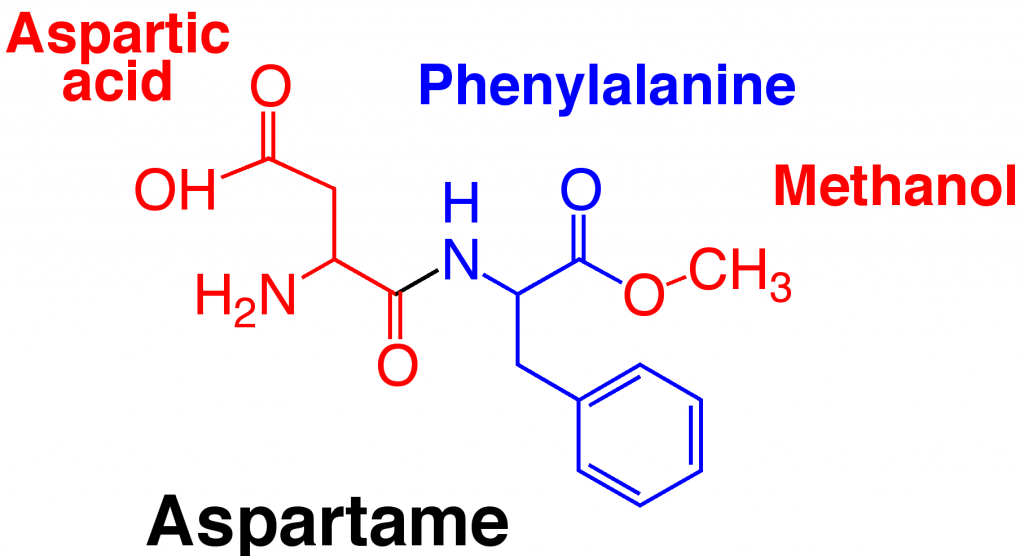 aspartam pentru dureri articulare