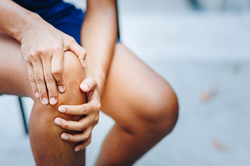Trosnituri in genunchi