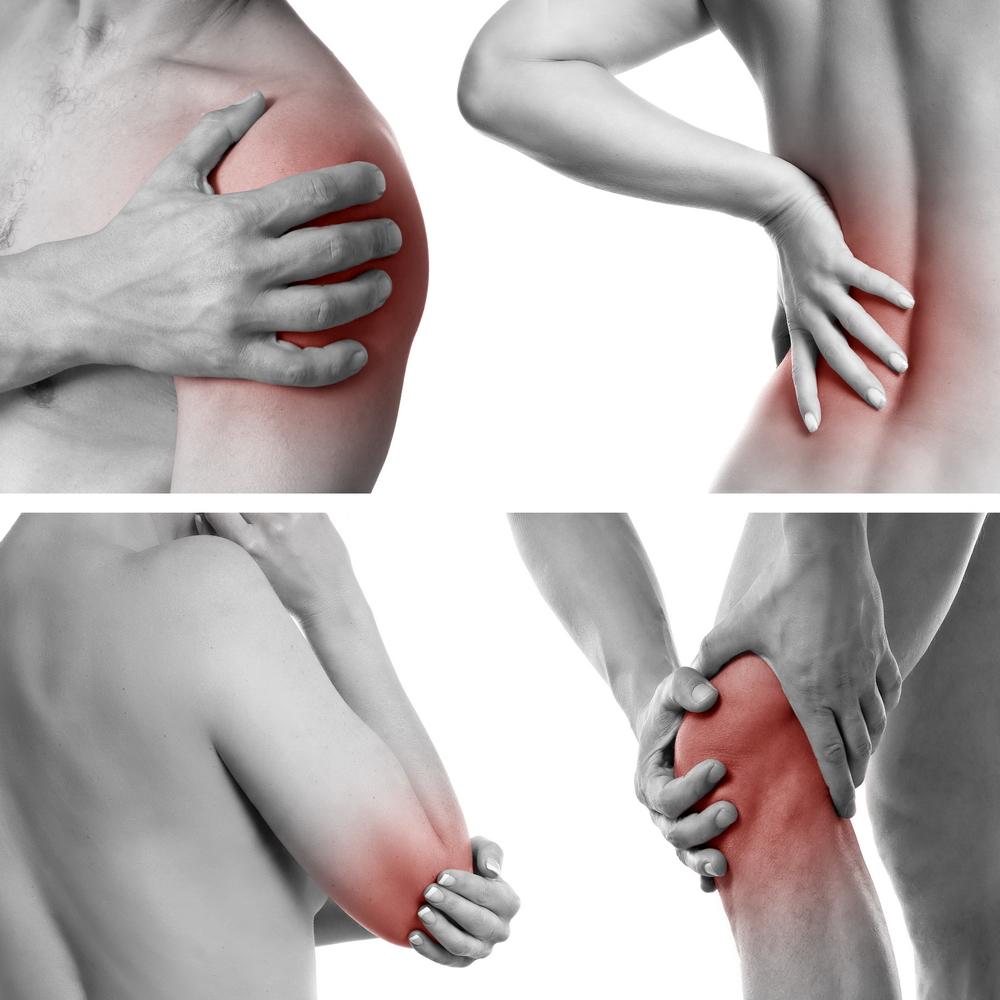 ce articulații și oase pot răni