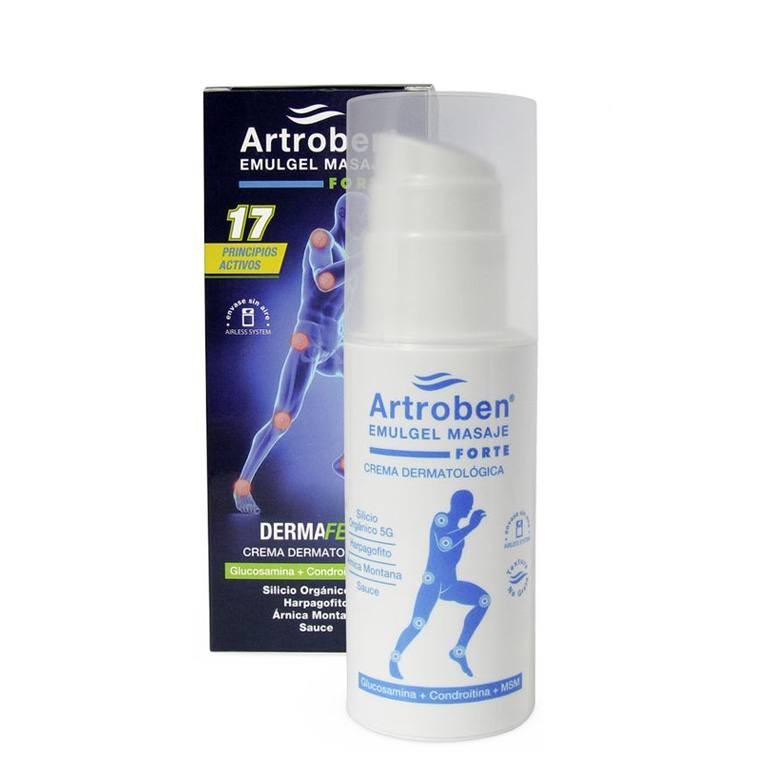 Artropantă cremă articulară Compoziția balsamului Artropant pentru artrită % organic