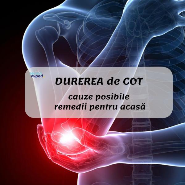 cum să tratezi durerea articulară cu cotul tratament articular lombosacral