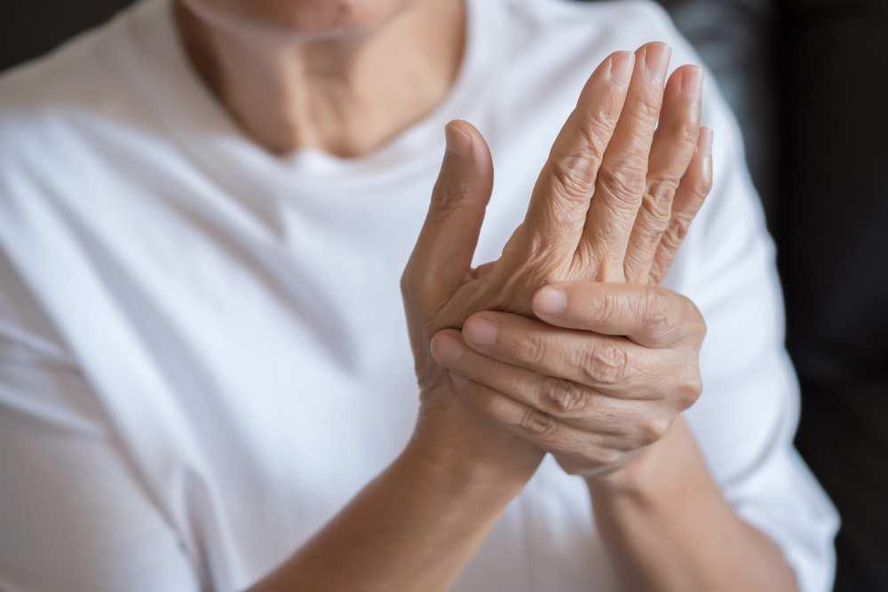 de la inflamația articulațiilor
