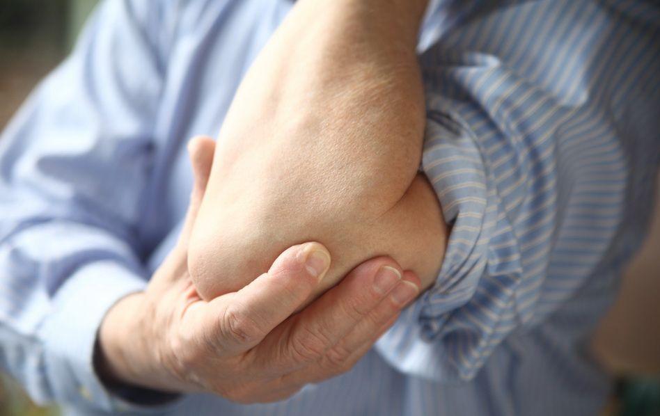 deformarea artritei cotului tratamentul comun remedii oamenilor