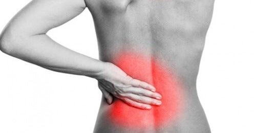 durere lombara dreapta viață cu o articulație artificială a genunchiului