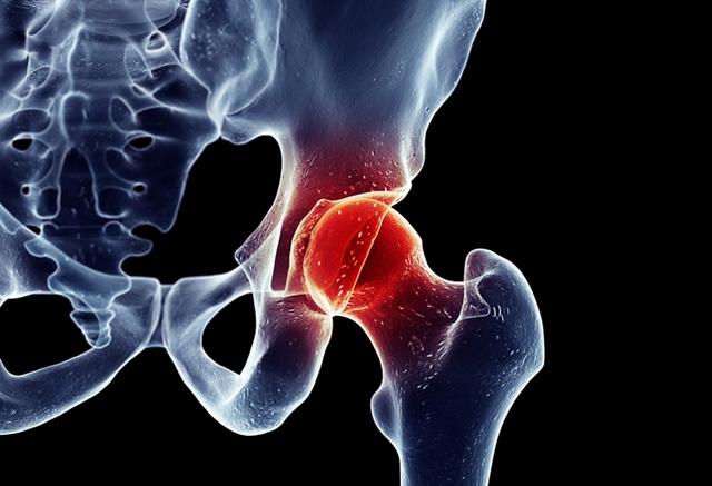 durere în articulația piciorului drept