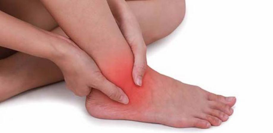 durere în timpul mersului articulației gleznei