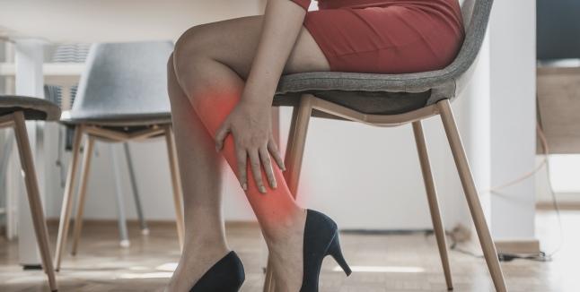 dureri musculare și articulare la nivelul picioarelor