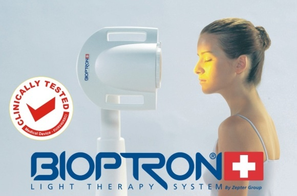 Tratament bioptron articular, Bioptron- aparat medical, terapie cu lumina