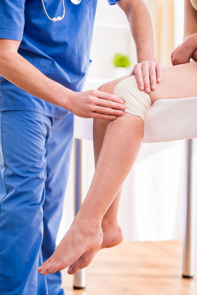 simptome și tratament de instabilitate a genunchiului