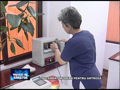 Tehnologie medicală pentru tratamentul articular