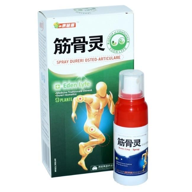 spray pentru dureri articulare