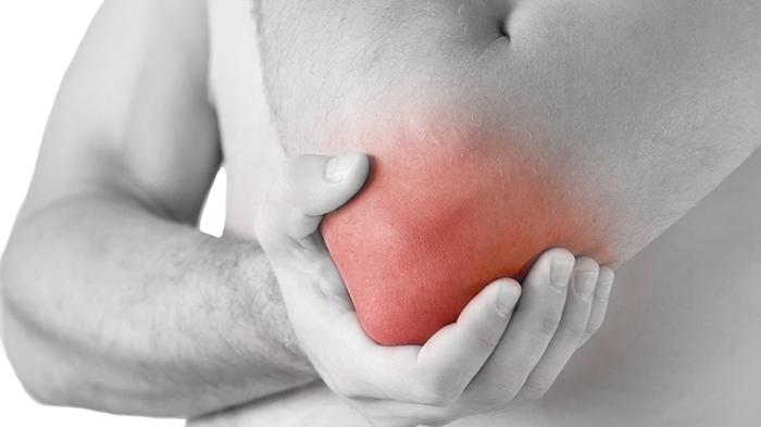 artrita bolii cotului
