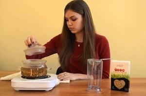 îmbinările pot fi tratate cu cartofi crude grătați