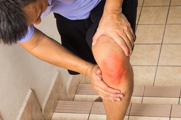 boală infecțioasă a genunchiului